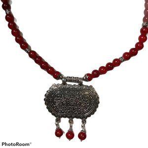 *3/$85* Artisan necklace princess ethnic ottoman